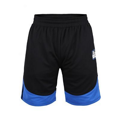 Bad Boy Force Shorts Negro-Azul