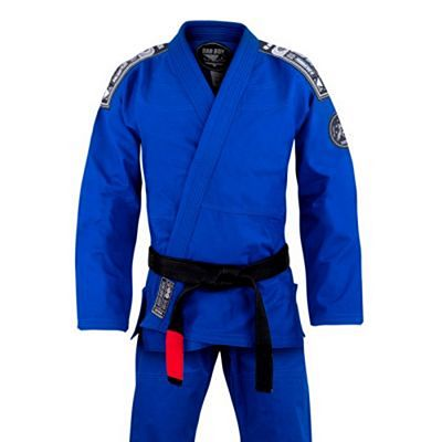 Bad Boy Foundation Women BJJ Gi Blue
