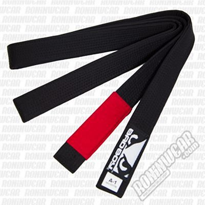Bad Boy Gi Belt Schwarz