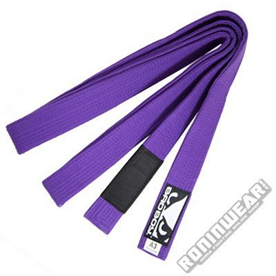 Bad Boy Gi Belt Viola