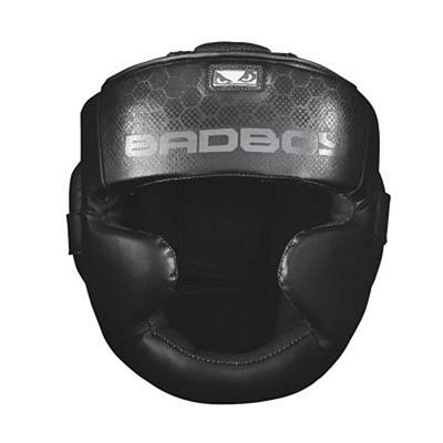 Bad Boy Head Guard Legacy 2.0 Black