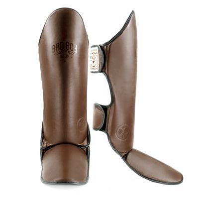Bad Boy Heritage Thai Shinguards Braun