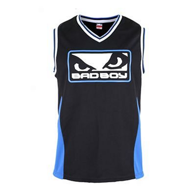 Bad Boy Icon Jersey Negro-Azul