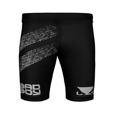 Bad Boy Impact Long Vale Tudo Shorts Schwarz-Silber