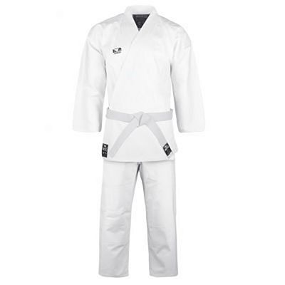 Bad Boy Initiate Karate Gi Blanco Niños