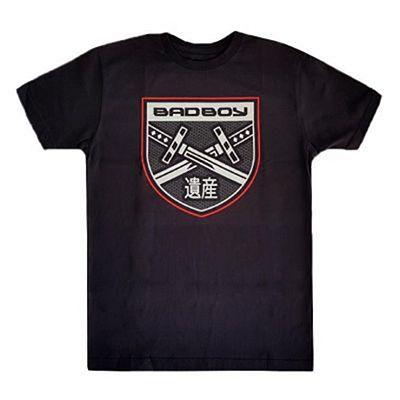 Bad Boy Katana T-shirt Schwarz