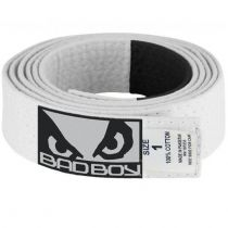 Bad Boy Kids Gi Belt White