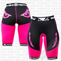 Bad Boy Ladies Sphere Compression Shorts Negro