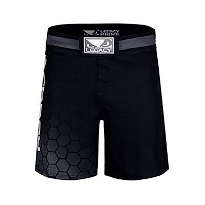 Bad Boy Legacy Prime MMA Shorts Schwarz