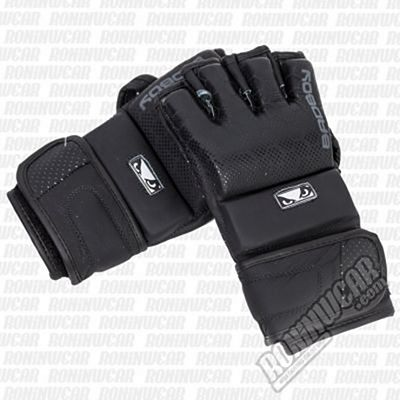 Bad Boy Guantillas MMA Legacy 2.0 Piel 4oz Negro