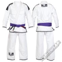 Bad Boy New BJJ Gi Blanco