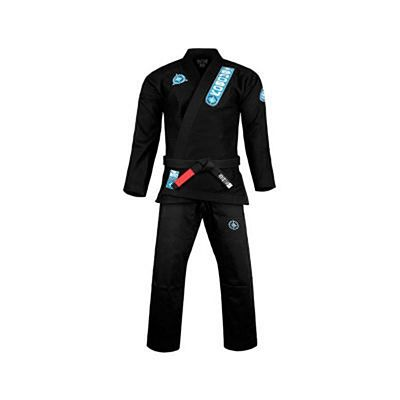 Bad Boy North-South Kids Jiu Jitsu Gi Schwarz