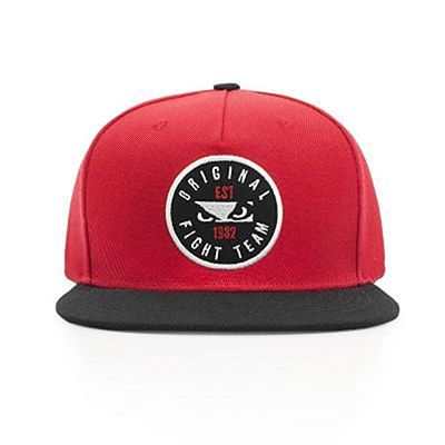 Bad Boy Original Fight Team Snapback Rot
