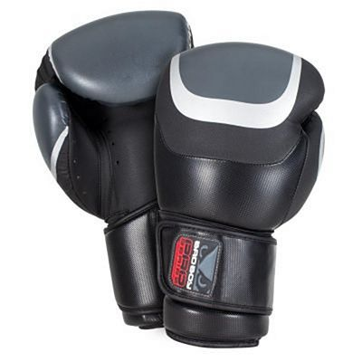 Bad Boy Pro Series 3.0 Boxing Gloves Negro-Gris