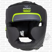 Bad Boy Pro Series 3.0 Full Face Head Guard Zöld