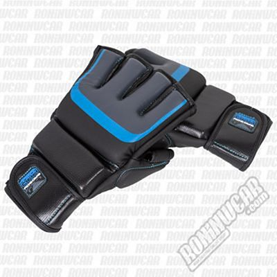 Bad Boy Pro Series 3.0 Gel MMA Gloves Azul