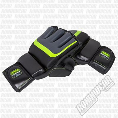 Bad Boy Pro Series 3.0 Gel MMA Gloves Verde