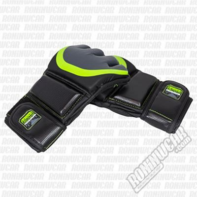 Bad Boy Pro Series 3.0 MMA Gloves 4oz Verde