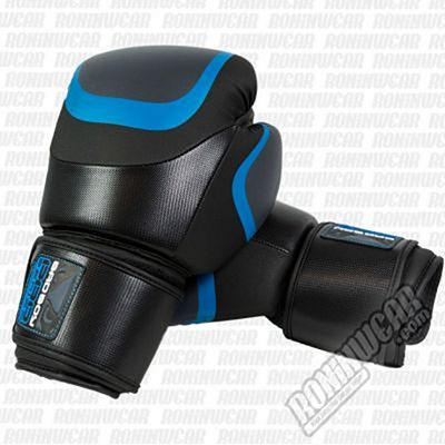 Bad Boy Pro Series 3.0 Thai Boxing Gloves Blue