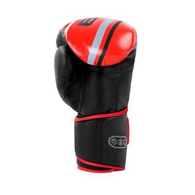Bad Boy Pro Series Advanced Boxing Gloves Schwarz-Rot