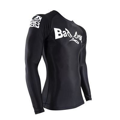 Bad Boy Retro Rashguard LS Schwarz