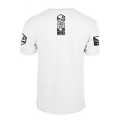Bad Boy Retro T-shirt White