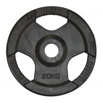 Bad Boy Rubber Radial Weight 20kg