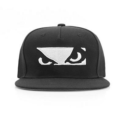 Bad Boy Stand Out Snapback Hat Schwarz