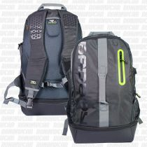 Bad Boy Stealth Combat Bag Negro-Verde