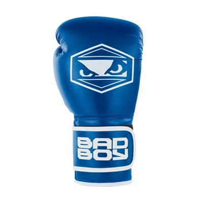 Bad Boy Strike Boxing Gloves Blue