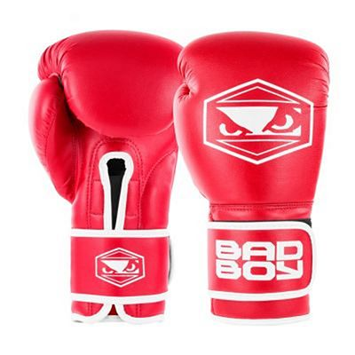 Bad Boy Guantes Boxeo Strike Rojo