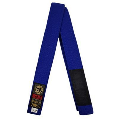 Bad Boy Superior BJJ Belt Blue