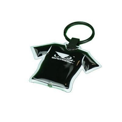 Bad Boy T-shirt Keychain Svart