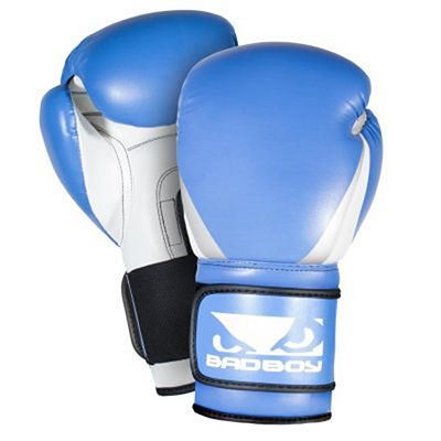 Bad Boy Training Series 2.0 Boxing Gloves Blau
