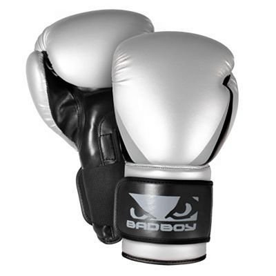 Bad Boy Training Series 2.0 Boxing Gloves Grau