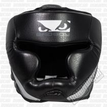 Bad Boy Training Series 2.0 Head Guard Fekete-Szürke
