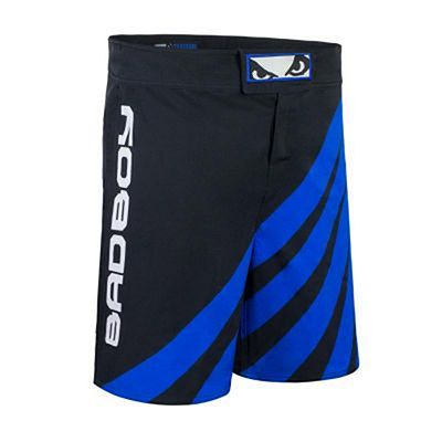 Bad Boy Training Series Impact MMA Shorts Schwarz-Blau
