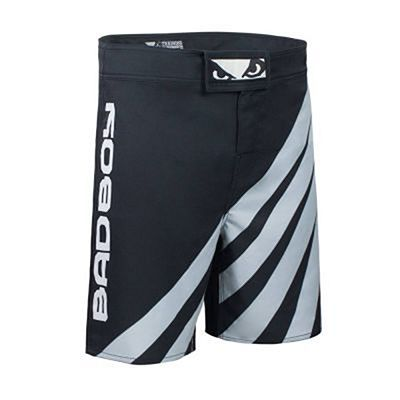 Bad Boy Training Series Impact MMA Shorts Negro-Gris