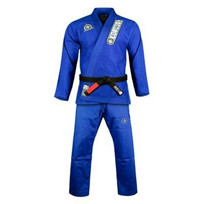 Bad Boy Training Series North-South BJJ Gi Blau