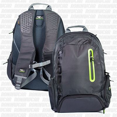 Bad Boy Urban Assault Backpack Nero-Verde