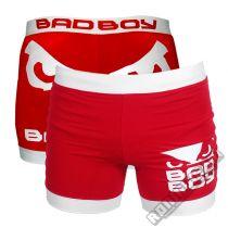 Bad Boy Vale Tudo Shorts Red