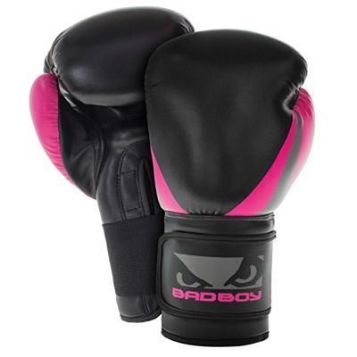 Bad Boy Women Training Series 2.0 Boxing Gloves Negro-Rosa