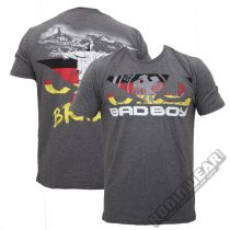 Bad Boy World Cup Tee Germany Szürke
