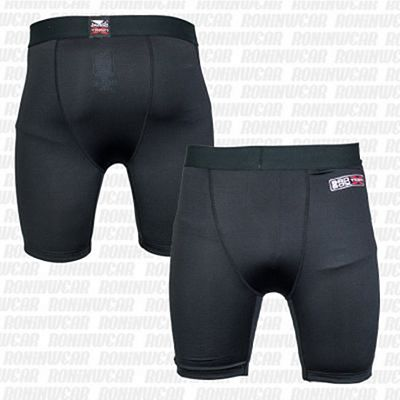 Bad Boy X-Train Compression Short Negro