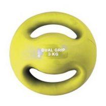 Amaya Dual Grip Medicine Ball 3kg Giallo