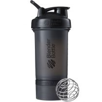 BlenderBottle ProStak 650ml Nero