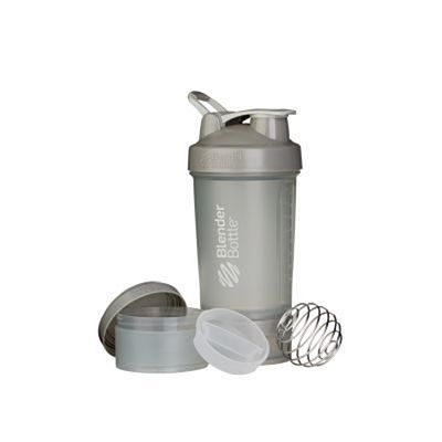 BlenderBottle ProStak 650ml Grey