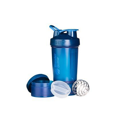 BlenderBottle ProStak 650ml Navy Blue