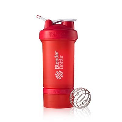 BlenderBottle ProStak 650ml Red