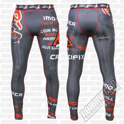 Boa BJJ Leggings Gris